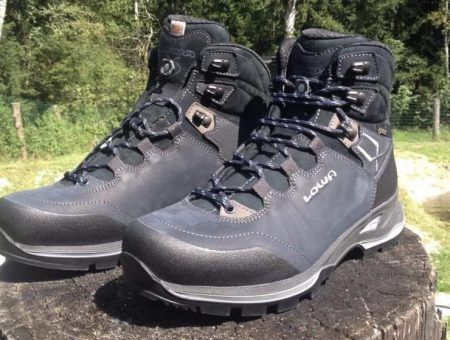 Review: Lowa Lady Light GTX wandelschoenen