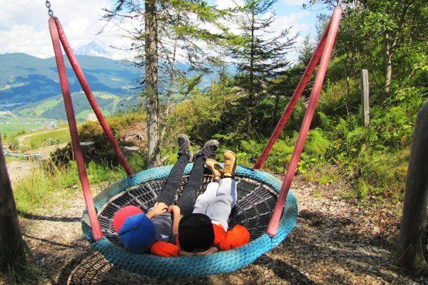 zomervakantie in Flachau