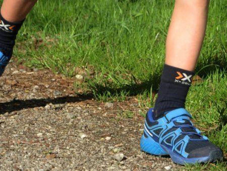 Review: Salomon Speedcross wandelschoenen kind