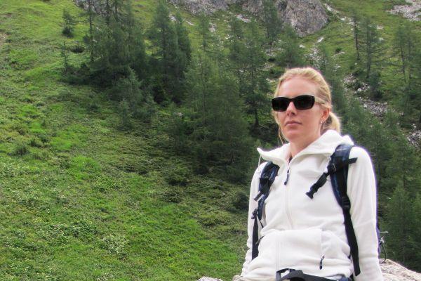 zonnebril voor bergen