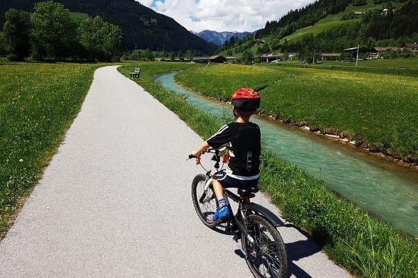 eerste keer mountainbiken