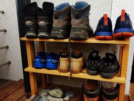 Zo onderhoud je wandelschoenen