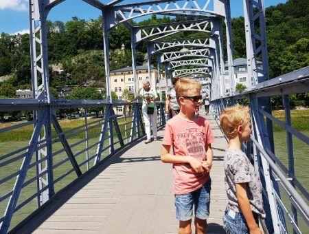 Stedentrip Salzburg (met kinderen)