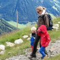 Kleding voor een zomervakantie in de bergen