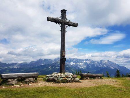 Wandelroute: Beklimming van Rossbrand in Radstadt