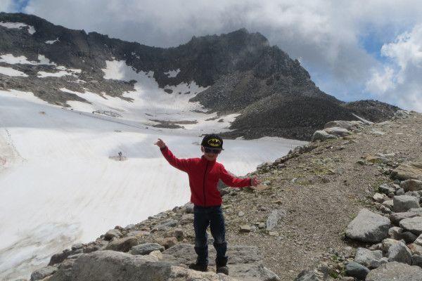 wandelen molltaler gletsjer