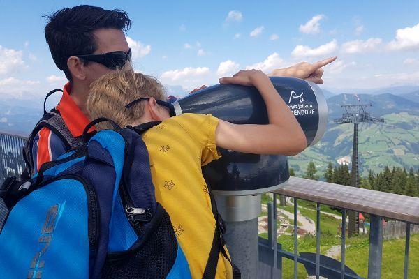 heren zonnebril voor in de bergen
