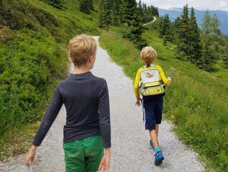 7 Tips voor bergwandelen met kinderen