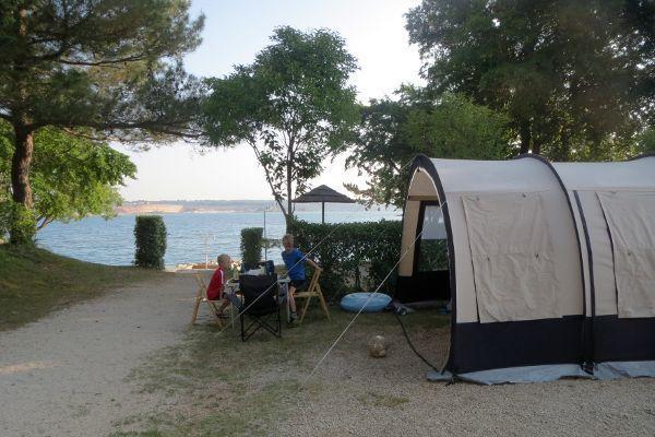 kamperen camping lanerna resort porec