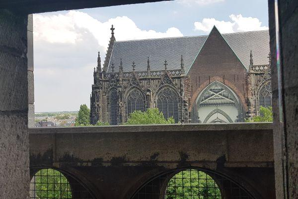 Utrecht dom rondleiding