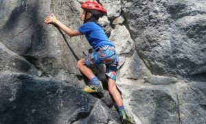 Review La Sportiva Kids Stickit