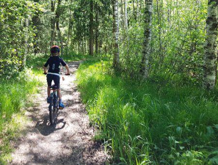 Mountainbiken met kinderen: 6 tips