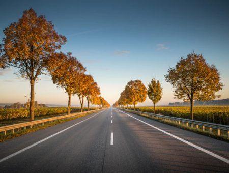 Schrik! Nieuwe campagne langs de snelweg in Duitsland