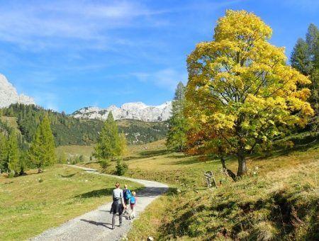 Kleding voor een herfstvakantie in de bergen