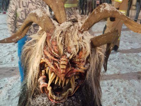 Sinterklaas in Oostenrijk, een traditioneel kinderfeest