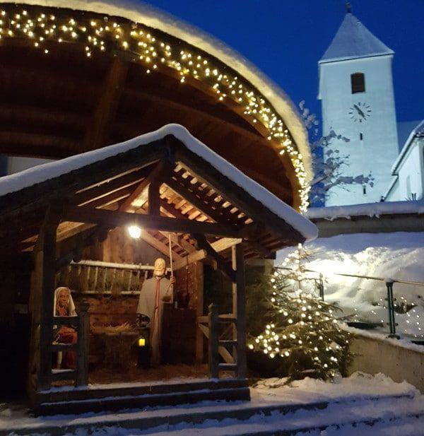 Oostenrijk in December: een kerstmarkt bezoeken