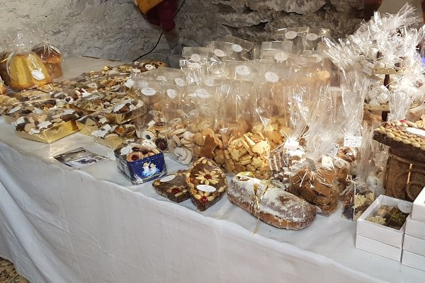 Kerstmarkt in Italie (zuid-tirol)