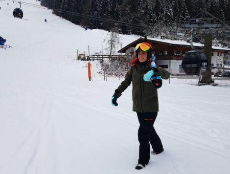 Waarom ik met een rugbeschermer ski