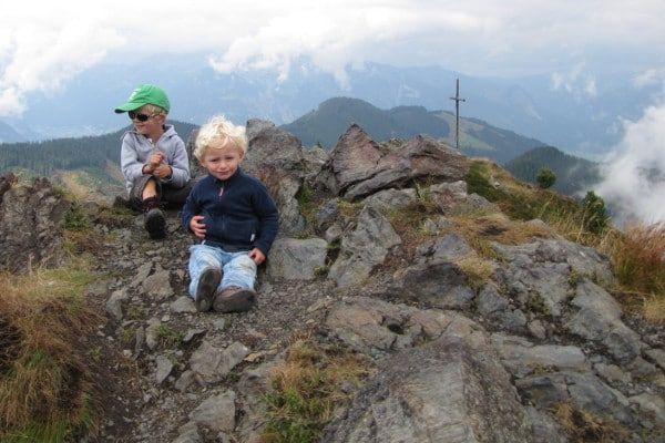 Met kinderen is Tirol leuk voor een tussenstop onderweg naar Italië
