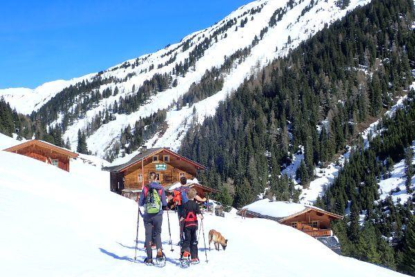 Sneeuschoenwandeling Neukirchen