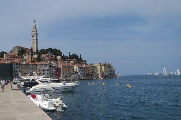Met de auto naar Kroatië - de beste route naar Istrië