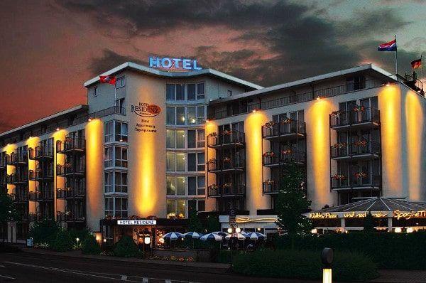 Hotel onderweg Duitsland - Pforzheim