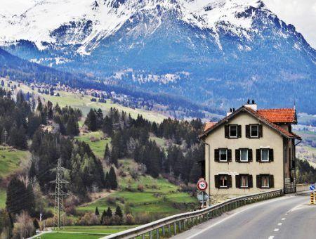 Hotel onderweg naar Zwitserland – 9 mooie hotels om te overnachten