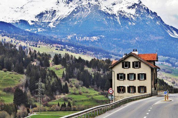 Overnachten onderweg naar Zwitserland de mooiste hotels op de route