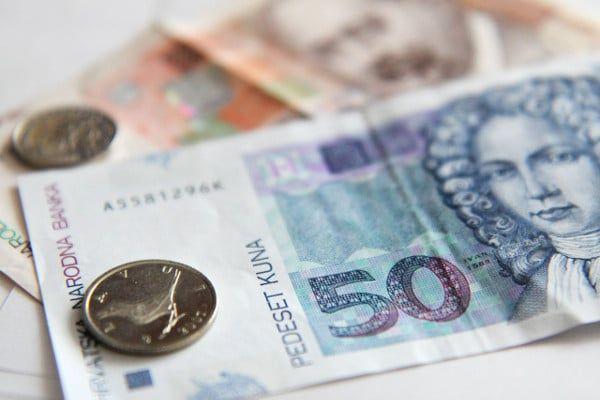 Kuna de nationale munt van Kroatië
