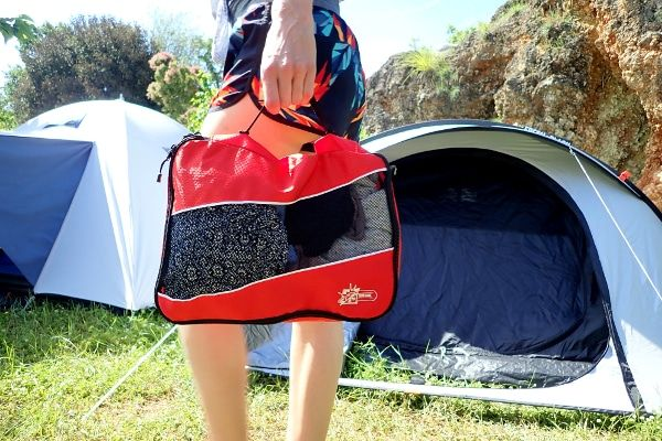 reiscadeaus voor op de camping