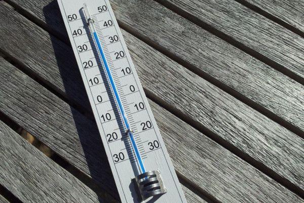 Er worden temperaturen boven de 40 graden verwacht.
