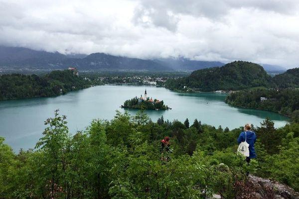 Autorondreis Slovenie