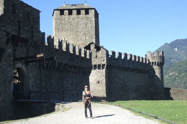Sasso Carbora. - Bellinzona