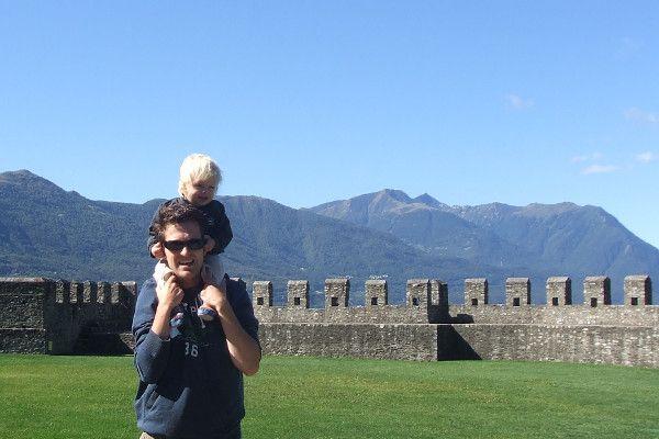 Volop genieten in Bellinzona