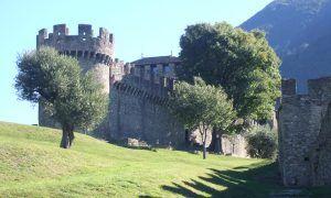 Kastelenstad Bellinzona. De perfecte tussenstop onderweg naar Italië