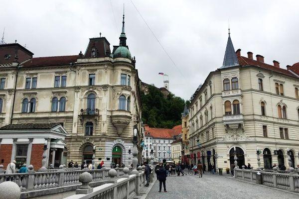 Rondreis Slovenie met bezoek aan Ljubjana