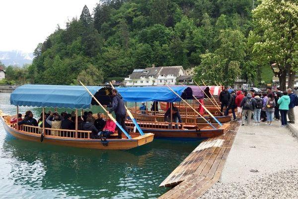 rondreis Slovenië Bled