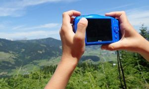 Review: Compactcamera Nikon Coolpix W100