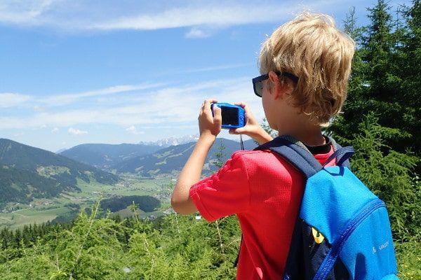 Foto maken Nikon Coolpix W100 gebruiksvriendelijke compactcamera