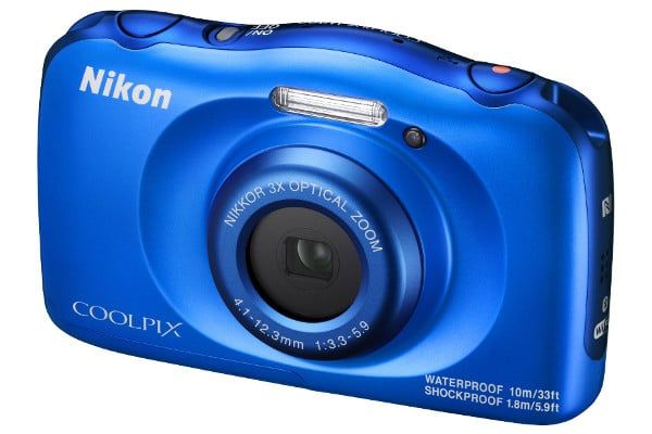 Nikon Coolpix W100 review
