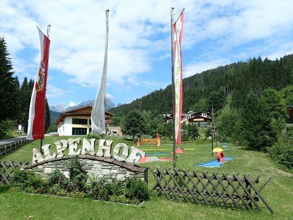 Hotel Alpenhof Filzmoos - Zomer