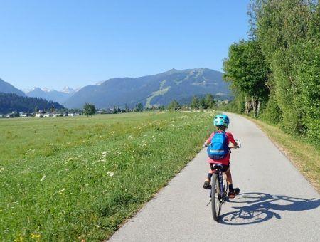 Zomerbeelden: een typische vakantiedag in Oostenrijk