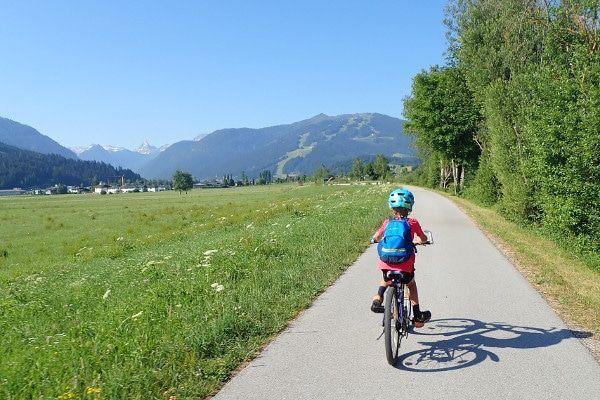 Zomervakantie in Oostenrijk fietsen
