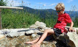 Review: Kinderzonnebril Richmond van Sinner getest