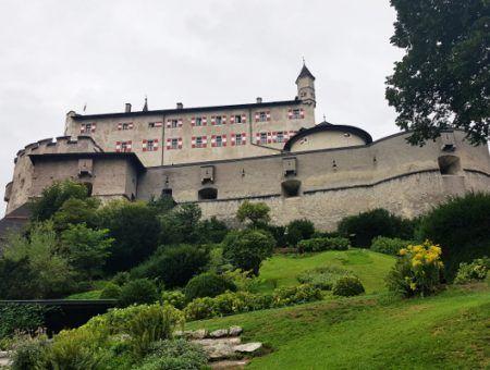 Kasteel Hohenwerfen, misschien wel de mooiste burcht van Oostenrijk