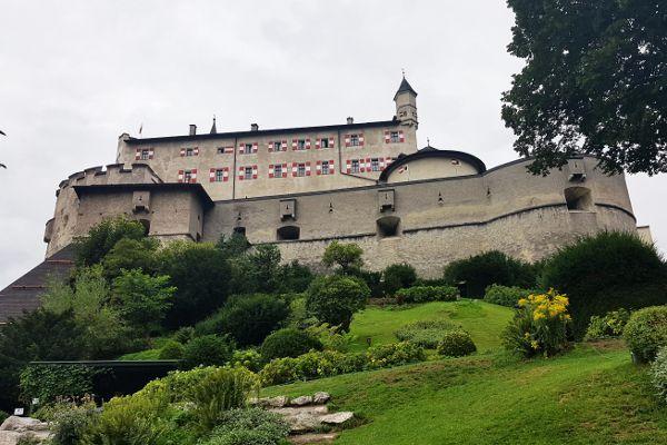 kasteel bezoeken in salzburgerland