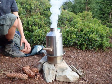 Review: Kelly Kettle outdoor kooktoestel