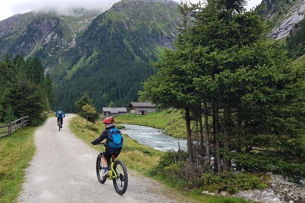 paradijs voor mountainbikers