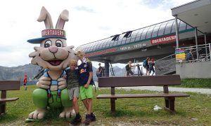 Bobby's kindvriendelijke wandelroute in Obertauern
