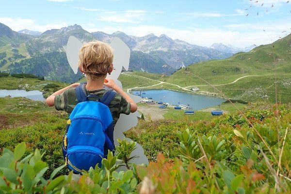 Mooi zomers weer in Oostenrijk
